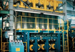 Coil Coating Line - Entry End